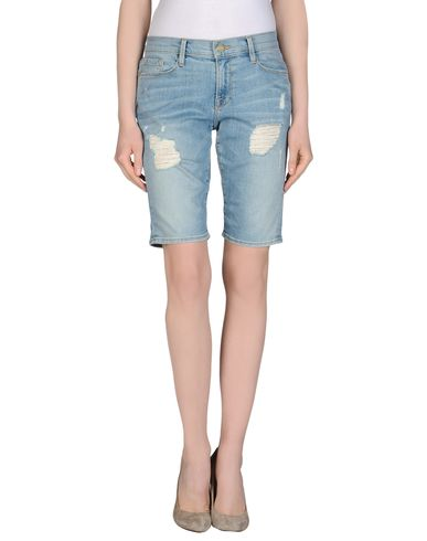 FRAME DENIM - Denim shorts