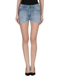 CHEAP MONDAY - Denim shorts
