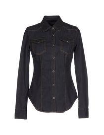 PINKO BLACK - Denim shirt