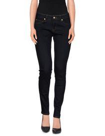 LOVE MOSCHINO - Denim trousers