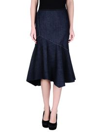 DONNA KARAN - Denim skirt