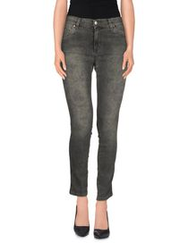 BREBIS NOIR - Denim pants