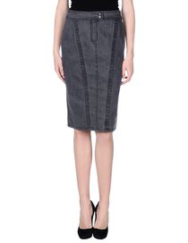 IMMAGINE DONNA - Denim skirt