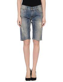 MANILA GRACE - Shorts jeans
