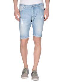 T-SQUARE - Denim shorts