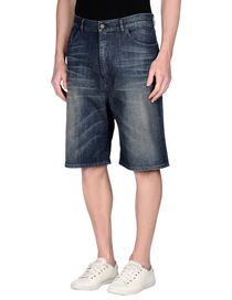 TRUSSARDI - Denim shorts