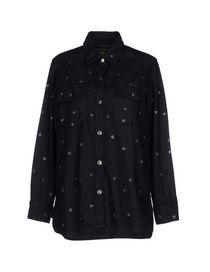 CURRENT/ELLIOTT - Denim shirt
