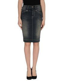 MANILA GRACE DENIM - Denim skirt