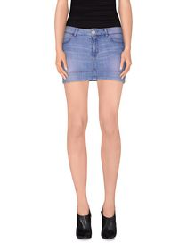 TWIN-SET JEANS - Denim skirt