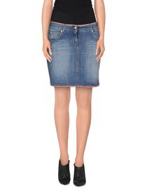 LOVE MOSCHINO - Denim skirt