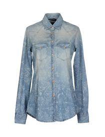 SANS FIXE DIMORE - Denim shirt