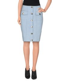 MOSCHINO COUTURE - Denim skirt