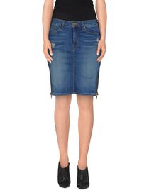 HUDSON - Denim skirt