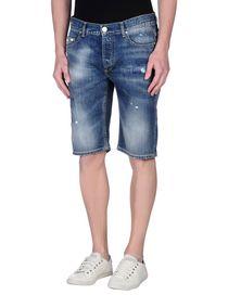 FRANKIE MORELLO - Denim shorts