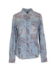 HYDROGEN - Denim shirt