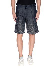 RAF SIMONS - Denim shorts