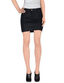 PINKO SUNDAY MORNING - Denim skirt