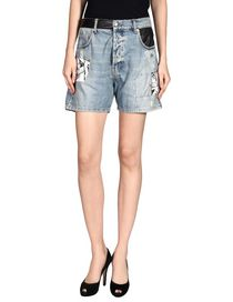 McQ Alexander McQueen - Denim shorts