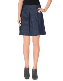 VICTORIA BECKHAM - Denim skirt