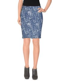 BLUGIRL FOLIES - Denim skirt