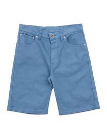 MAURO GRIFONI - Denim shorts