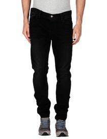 RALPH LAUREN BLACK LABEL - Denim pants