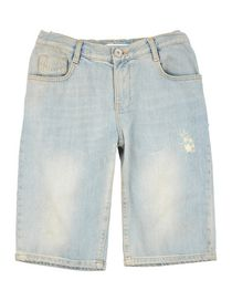 BIKKEMBERGS - Denim shorts
