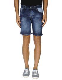 GALLIANO - Denim shorts