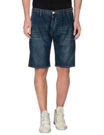PAUL SMITH JEANS - Denim shorts