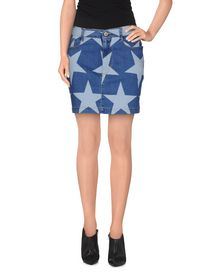 VIVIENNE WESTWOOD ANGLOMANIA - Denim skirt