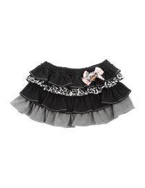 GF FERRE' - Denim skirt