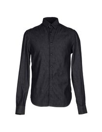 TRUSSARDI - Denim shirt