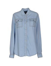 DIRK BIKKEMBERGS SPORT COUTURE - Camicia jeans