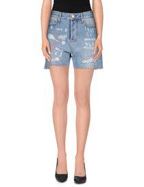 M.GRIFONI DENIM - Shorts jeans