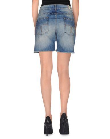 Jean-set Double Short Vaqueros grand escompte h0E0YnoO