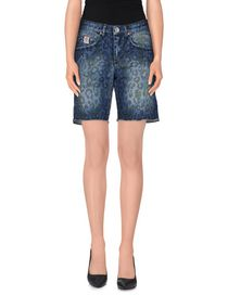 FRANKLIN & MARSHALL - Denim shorts