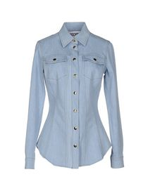 MOSCHINO COUTURE - Camicia jeans