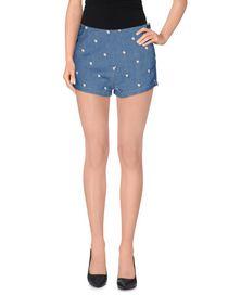 OBEY - Denim shorts