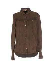 BURBERRY BRIT - Denim shirt