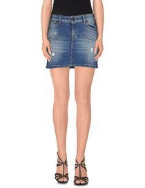 PIERRE BALMAIN - Denim skirt