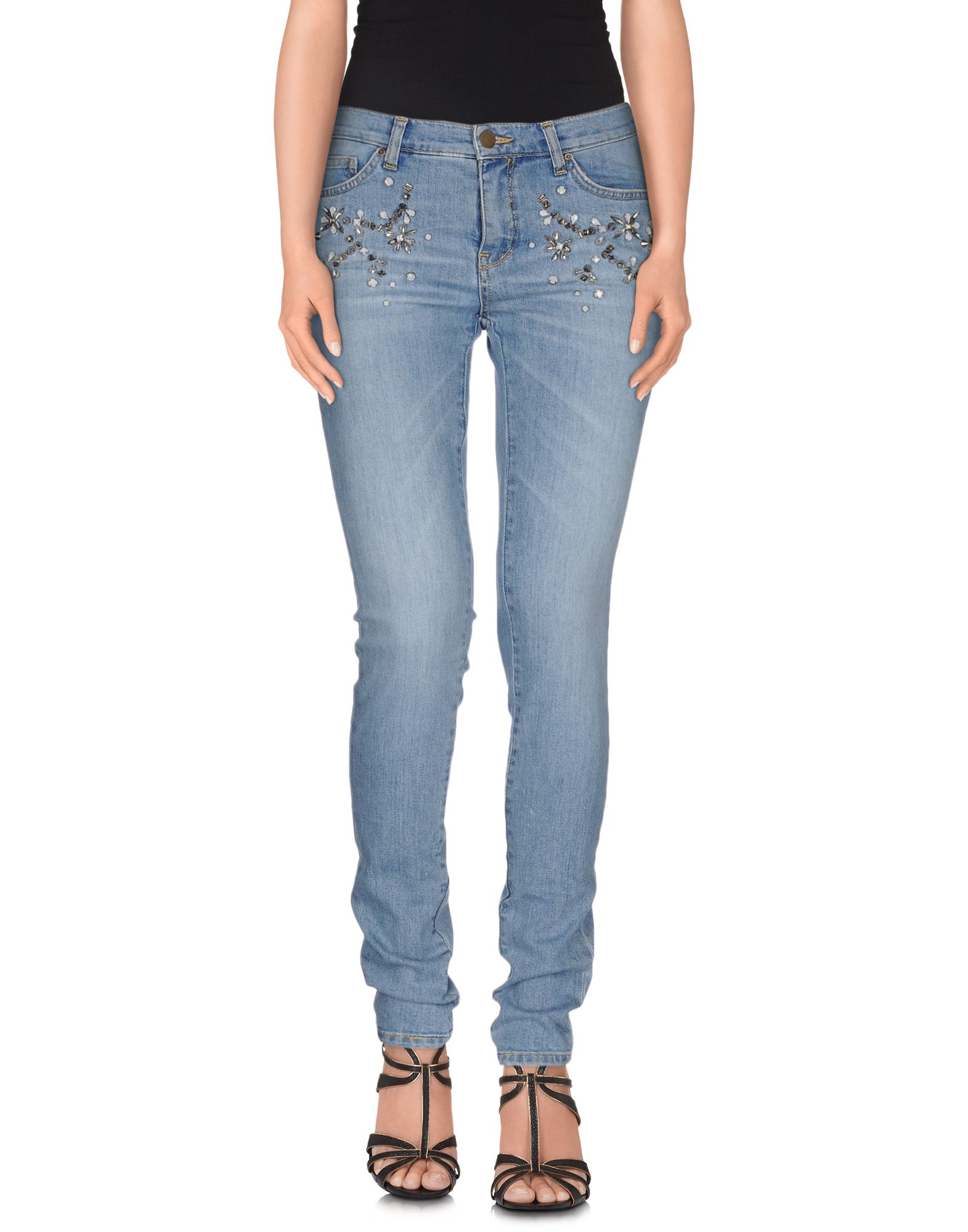 Space Style Concept Denim Pants   Women Space Style Concept    42470618ID