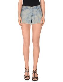 HUDSON - Denim shorts