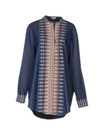 MANOUSH - Camicia jeans