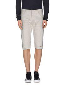 BALMAIN - Denim shorts