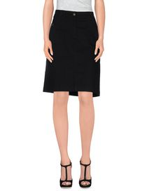 BURBERRY LONDON - Knee length skirt