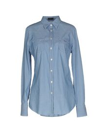 FRED PERRY - Denim shirt
