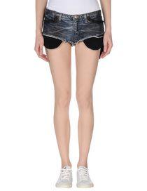 ANDREW MACKENZIE - Denim shorts
