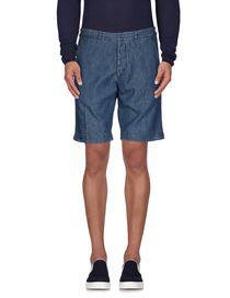 PIOMBO - Denim shorts