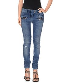 BALMAIN - Denim trousers