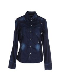 VIVIENNE WESTWOOD ANGLOMANIA - Denim shirt